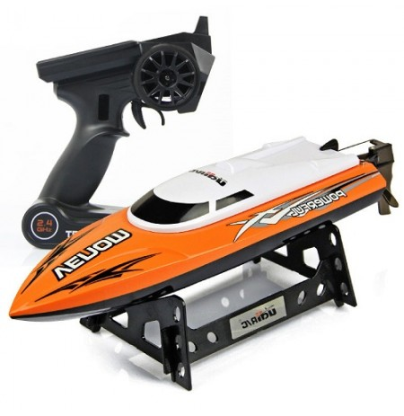 Tầu Wonderful UDI 001 2.4GHz High Speed RC Boat